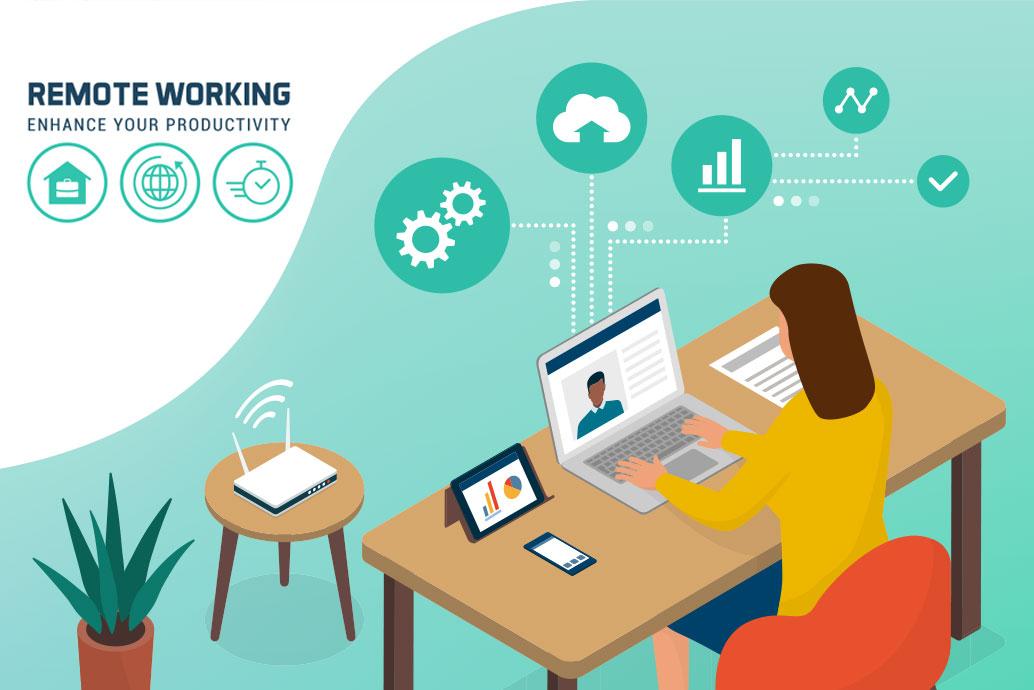 リモートワークの最重要項目!コミュニケーションやWeb会議に役立つITツール!